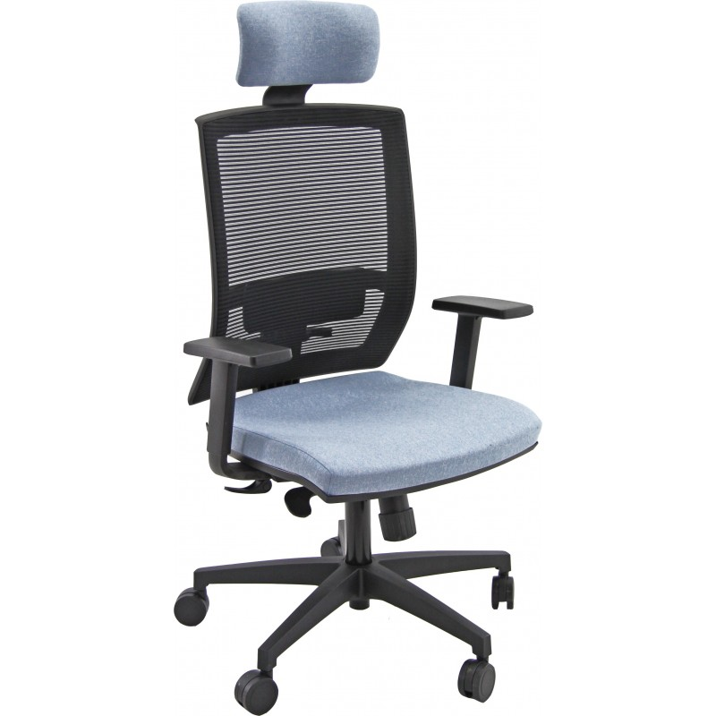 Sedia ufficio ergonomica Clotilde ANPG